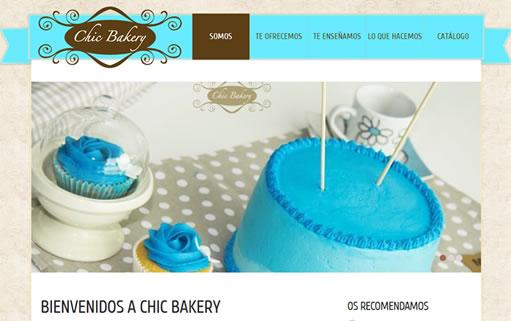 Chicbakery.es - Desarrollo web en Joomla